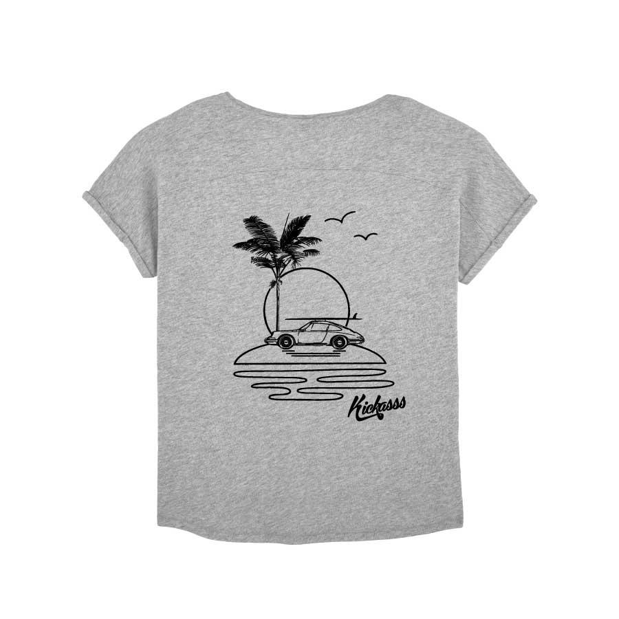 T-shirt ample kickasss all I need