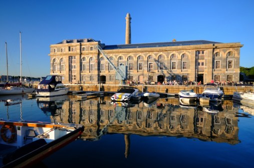Things to see in Plymouth Royal William Yard