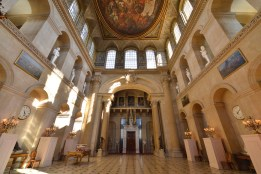 blenheim palace interior for film sets