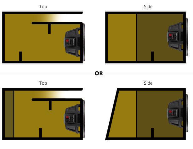 kicker powered subwoofer wiring diagram rheem heat pump air handler 12 inch speaker box plans, 12, free engine image for user manual download