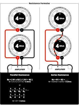 Subwoofer, Speaker & Amp Wiring Diagrams | KICKER®