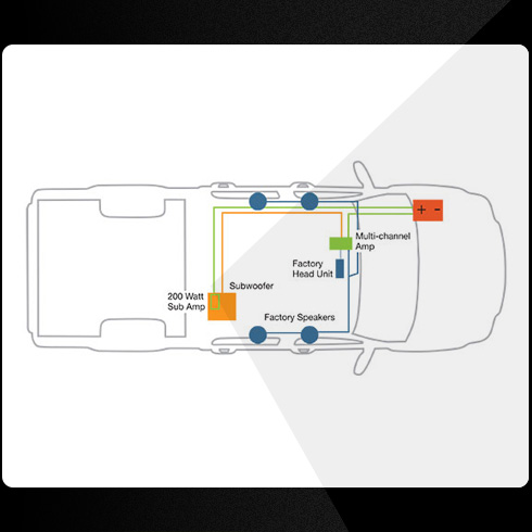 wiring diagrams for subwoofers online ups block diagram kicker | ssicre14