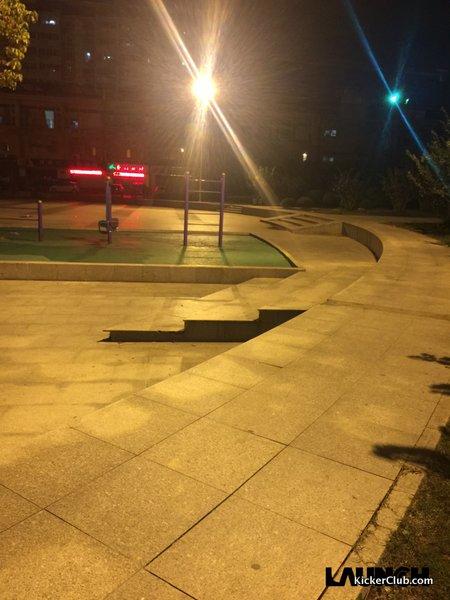 夜晚地形01