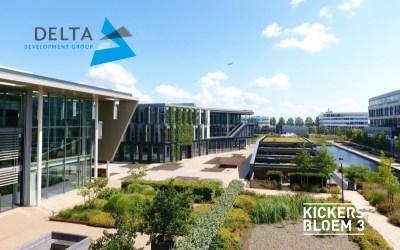 Delta Development vindt Kickersbloem 3 logisch antwoord op logistieke vraag
