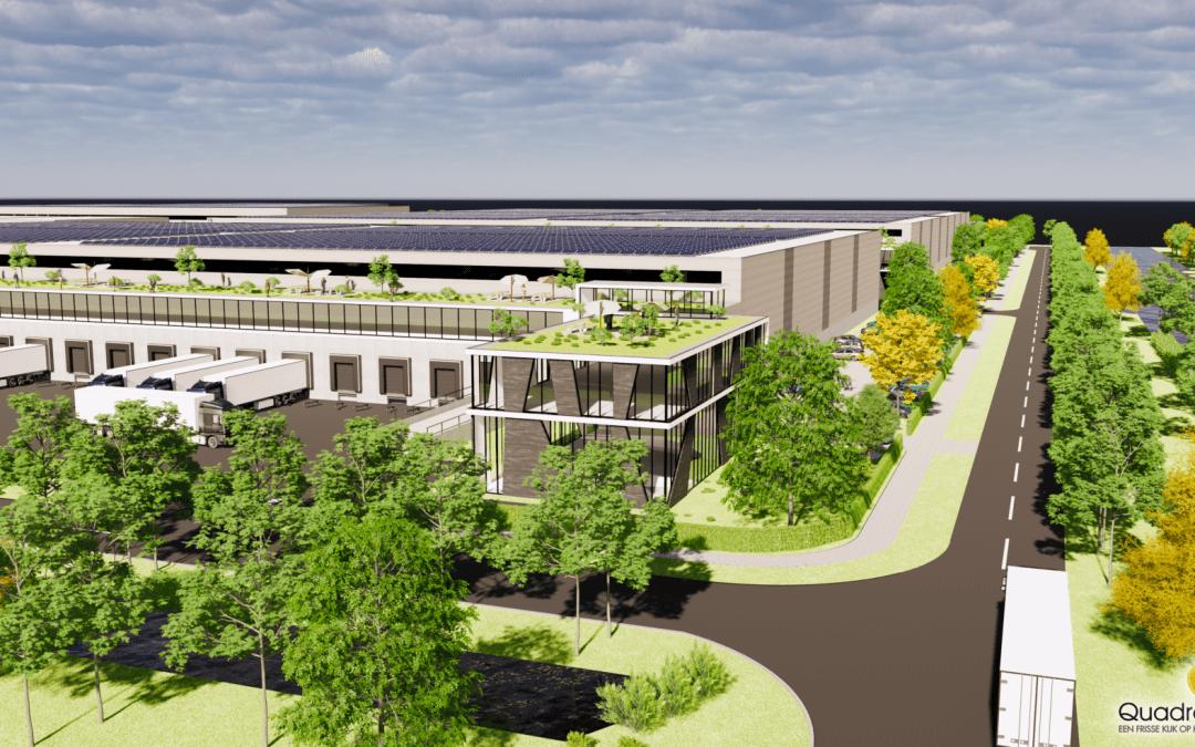 Start bouw Rotterdam Logistics Park naar verwachting in april '21