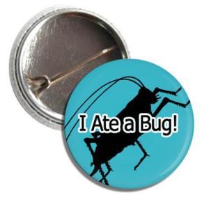 I Ate a Bug