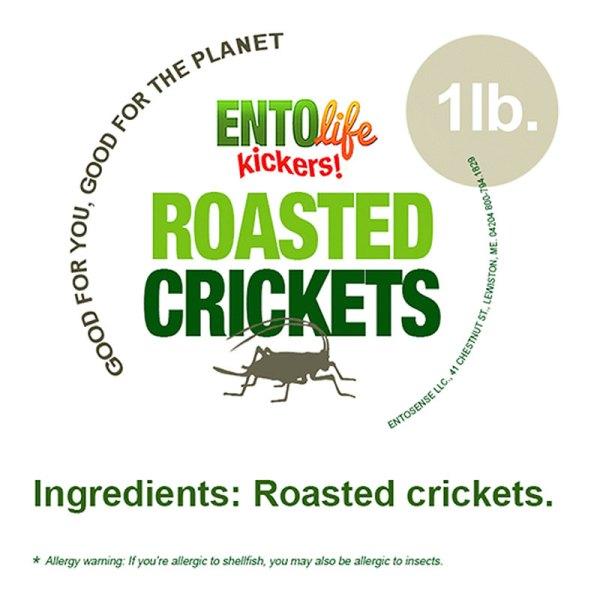 Plain Crickets Label