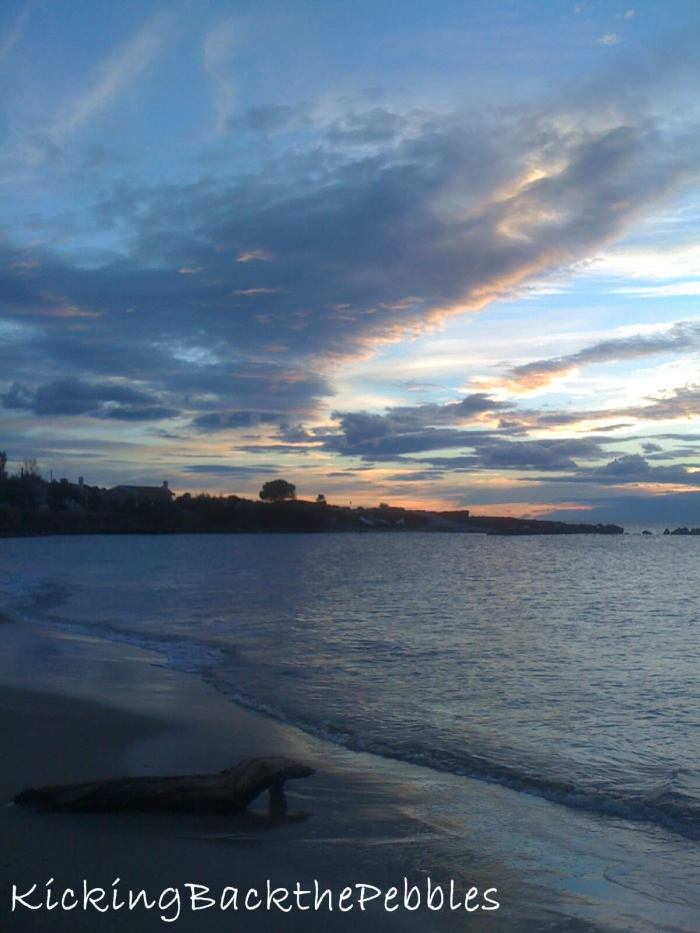 Minies Beach - Kefalonia |Kicking Back the Pebbles