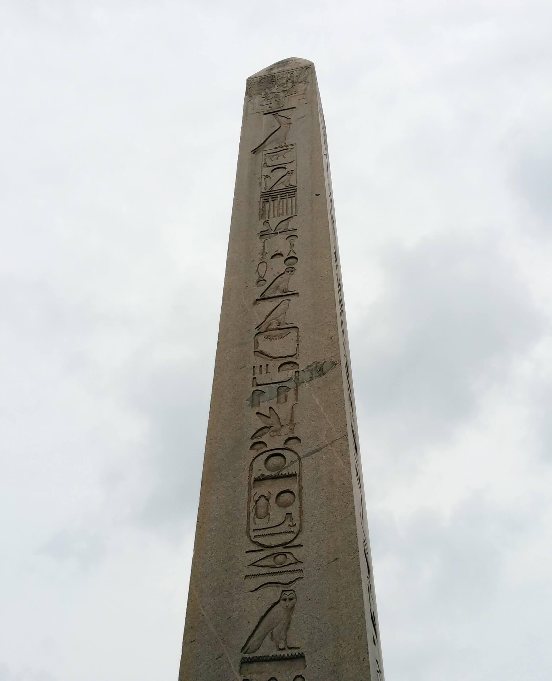 The Hippodrome of Constantinople_The Obelisk of Thutmose III