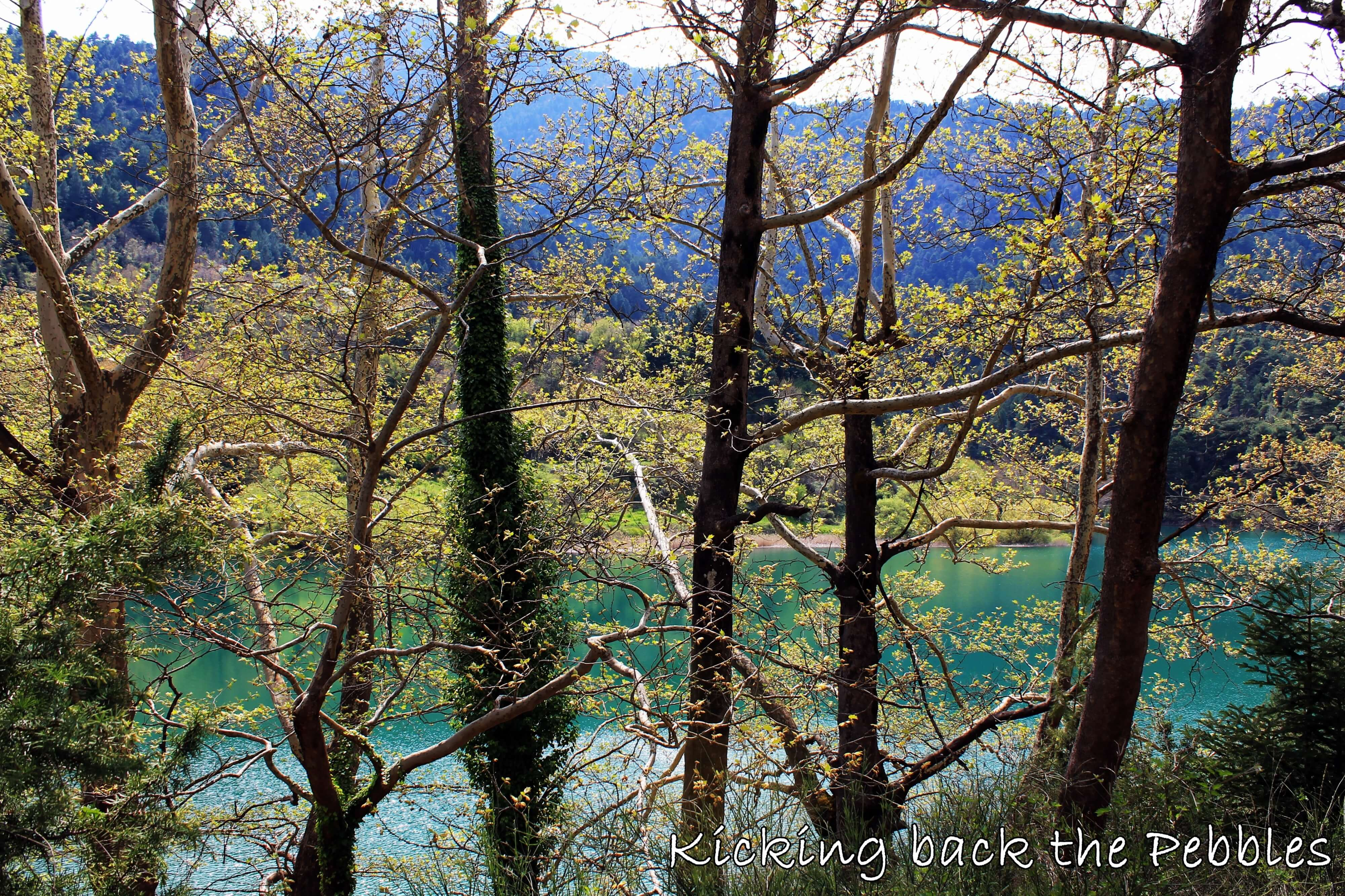 Lake Tsivlou-Chelmos-Achaea | Kicking Back the Pebbles