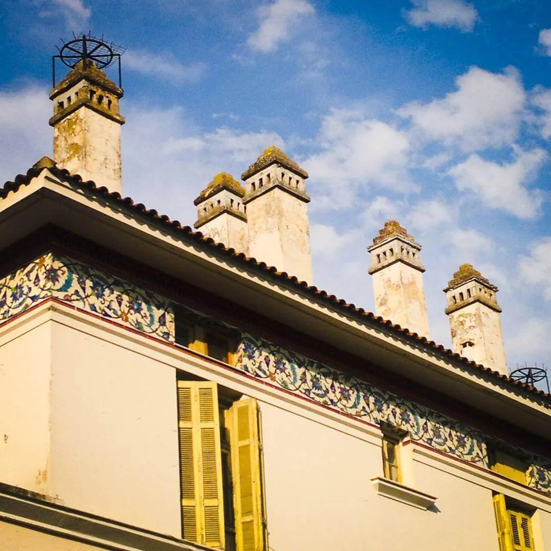 Ioannina City Hall | Kicking Back the Pebbles