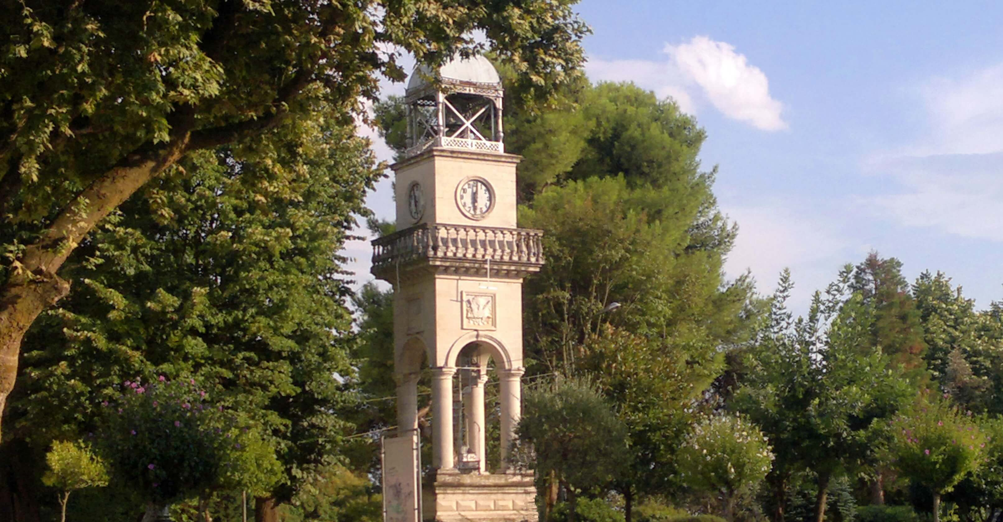 The Clock of Ioannina | Kicking Back the Pebbles