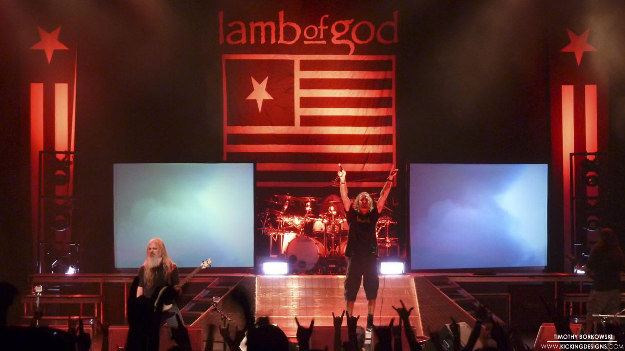 Lamb Of God Live 2013 1 10 Wallpaper Kicking Designs