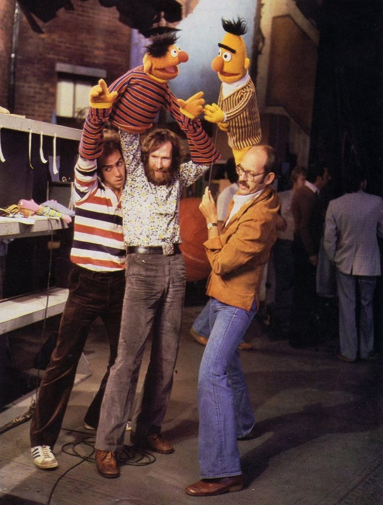 The Jim Henson Exhibition: Imagination Unlimited ernie and bert