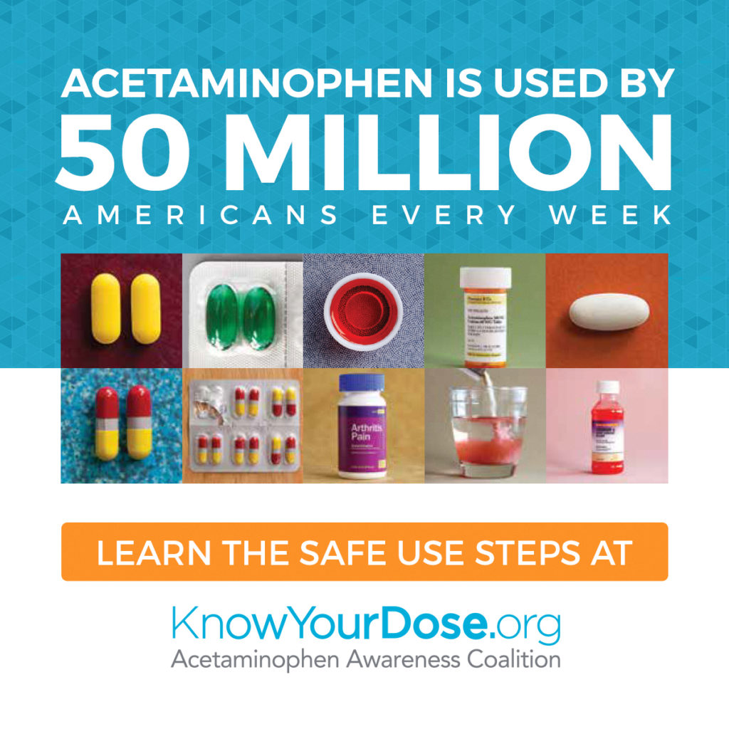 Are You Taking Too Much Acetaminophen 2