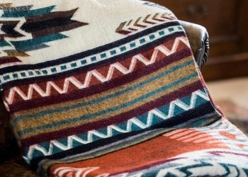 Cozy Up With  A Deliciously Soft Handmade Artisan Blanket From The Ecuadane Company