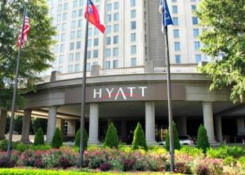 The Grand Hyatt Atlanta in Buckhead
