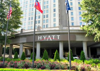 The Grand Hyatt Atlanta in Buckhead