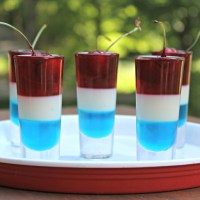 These Patriotic Red, White And Blue Jello Shots Are A Party Standout