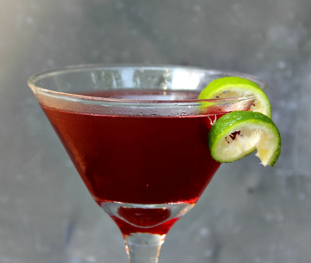 Pomegranate Martini Recipe