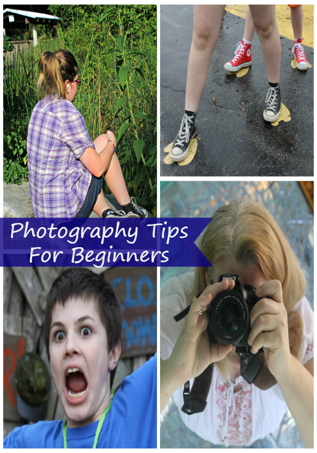 Photography Tips For Beginners pin