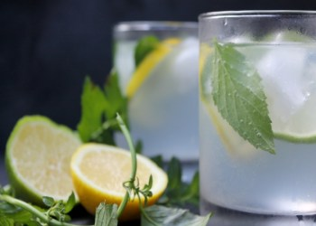 Lemon Lime Mojitos Cocktail {or Mocktail}