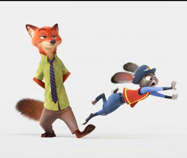 Walt Disney Animation Studios Zootopia 3