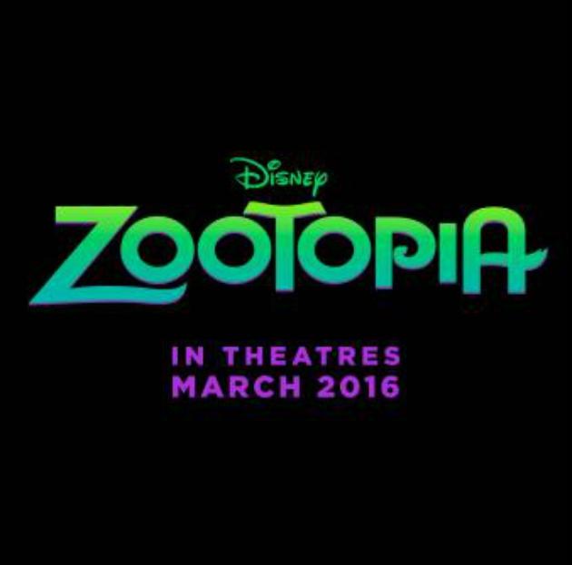 Walt Disney Animation Studios Zootopia