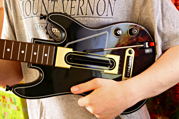 Five Reasons To Give Guitar Hero Live 1