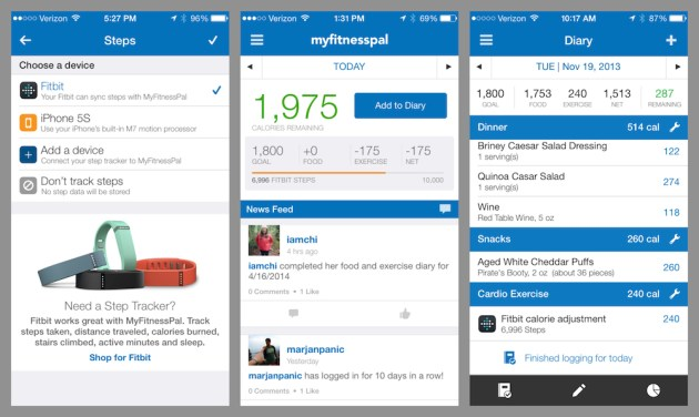 My Top Mobile Apps To Help You Lose Weight #BetterMoments mfp