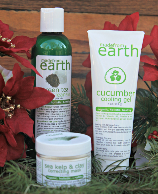 Solve Your Dry Winter Skin Problems With Made From Earth