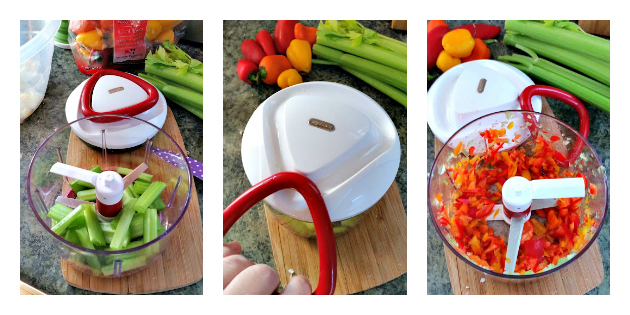 Whole Grain Tuna Macaroni Pasta Salad collage
