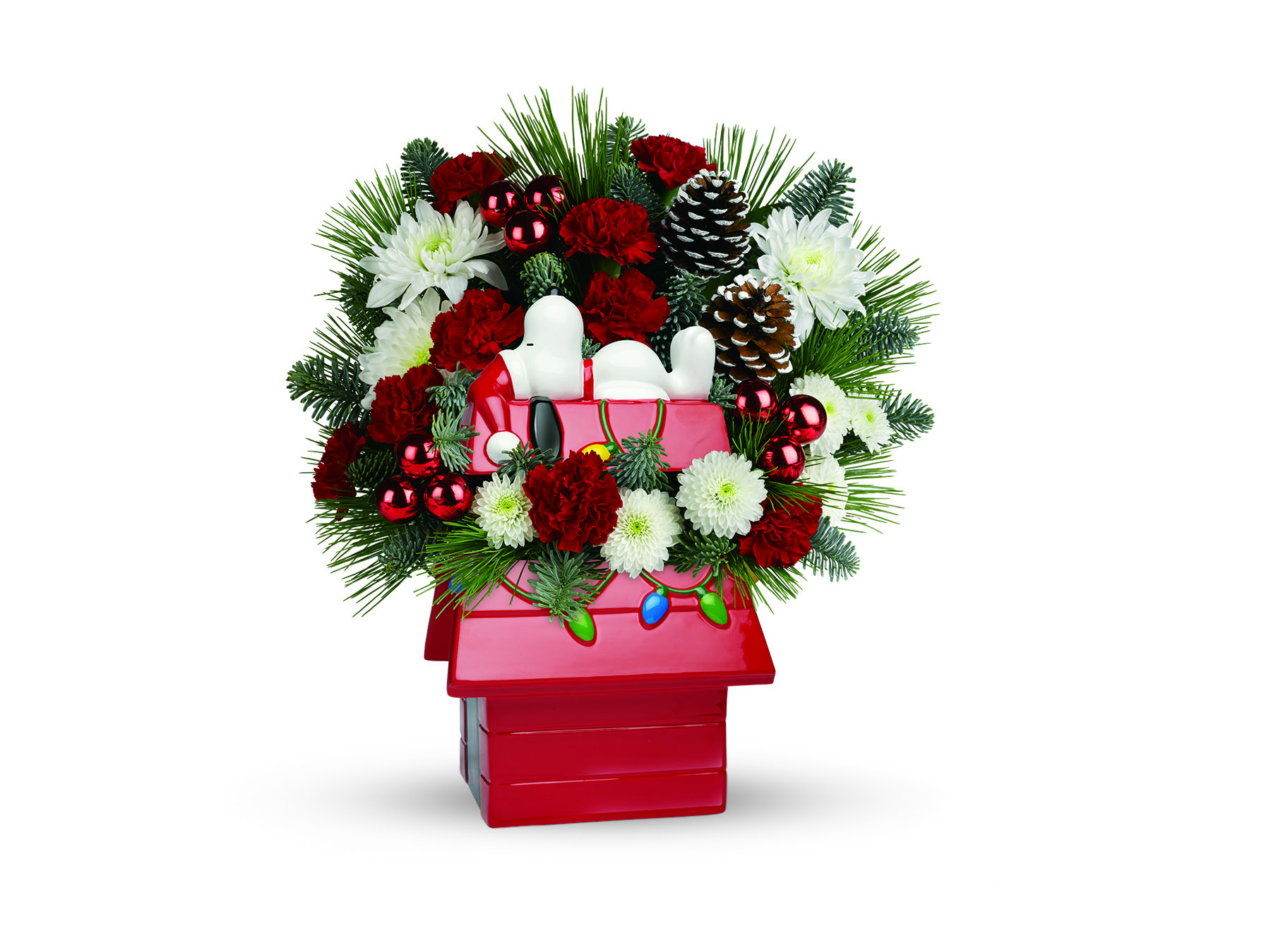 Teleflora Christmas Bouquet 2