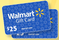 25-Walmart-Gift-Card