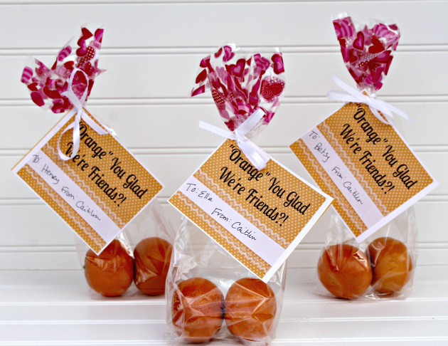 Non-Candy Valentine's Day Treats For Kids & Free Printable 4