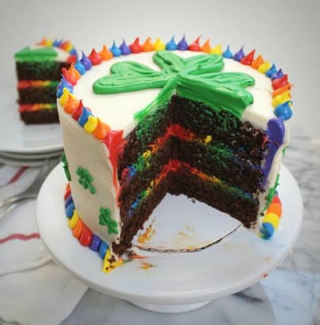 31 St. Patrick's Day Dessert Recipes 1