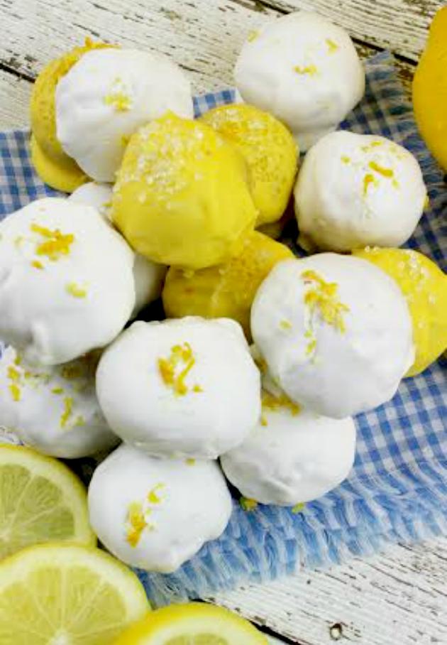 Lemon Oreo Truffles 2