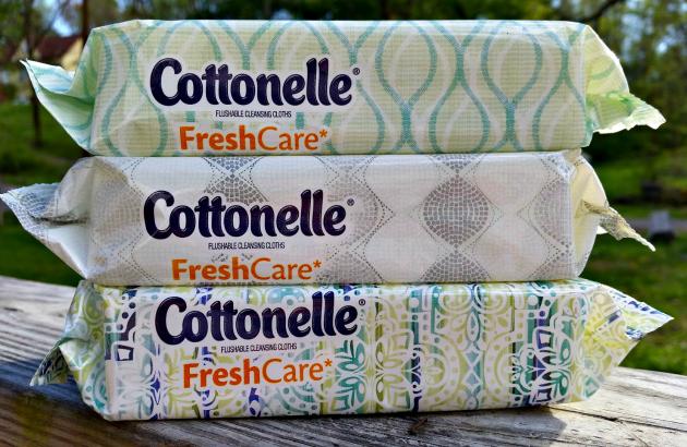 DIY No Sew Tote Bag Cottonelle