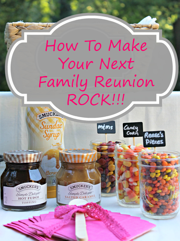 Dreading that boring family get together? Not with these 5 Ways You Can Make a Family Reunion Rock ! #ad #PlayLikeHasbro