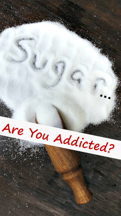 Have you ever wondered if you are addicted to sugar? Take this simple quiz to find out