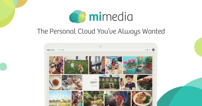 Never Lose An Important Memory with MiMedia 2