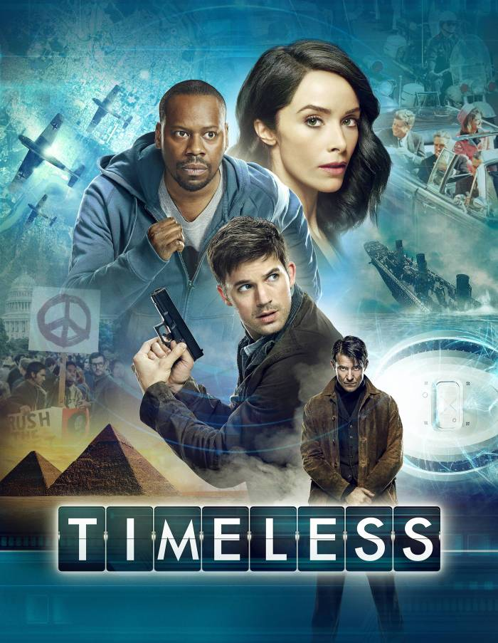 Timeless On NBC, Will Transport Your Through Time