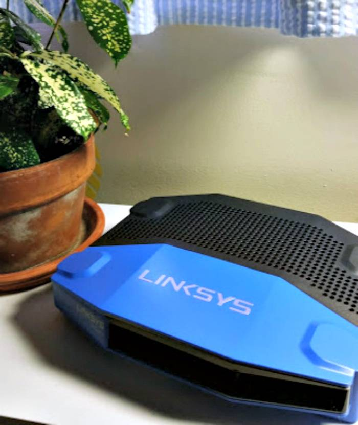 Keep Your Family Connected With The Linksys Wireless Dual-Band Wi-Fi Router From Best Buy