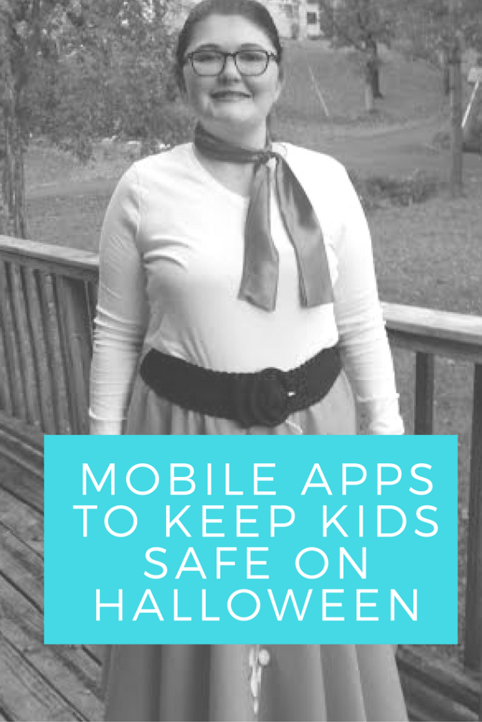 Before the kids head out to trick or treat, download these apps to keep kids safe on Halloween #ad #BetterMoments @USCellular