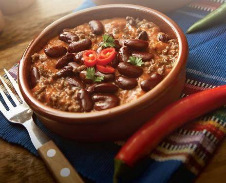 Slow Cooker Flourless Red Velvet Protein Cakes chili