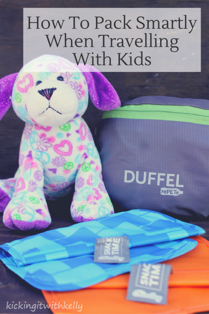 Are you ready to travel during the holidays? Here are some great tips on How To Pack Smartly When Travelling With Kids