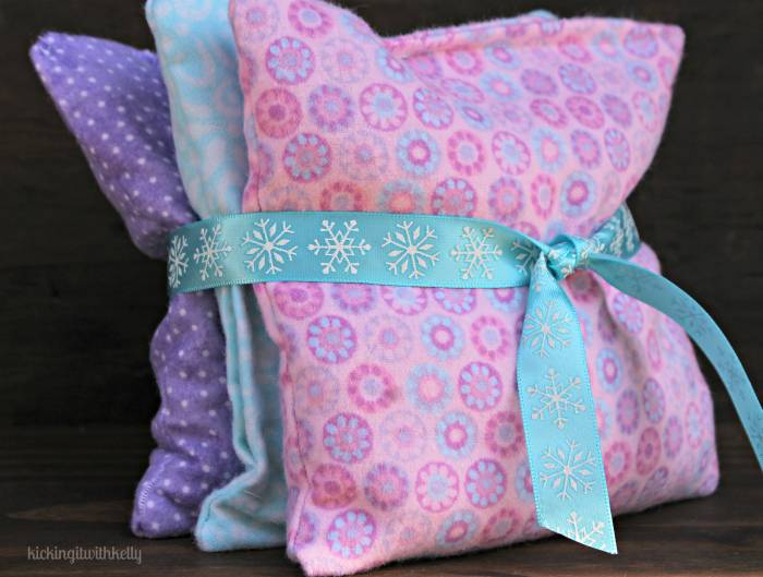 Hot/Cold Boo Boo Comfort Bag Tutorial bags