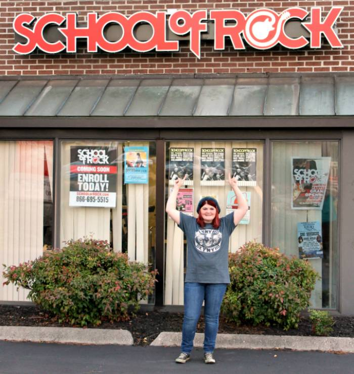 Have A Rocking Birthday At The School Of Rock In Knoxville! 3