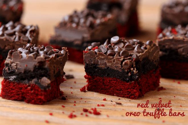 The 14 Best Red Velvet Valentine's Day Dessert Recipes Ever! truffle