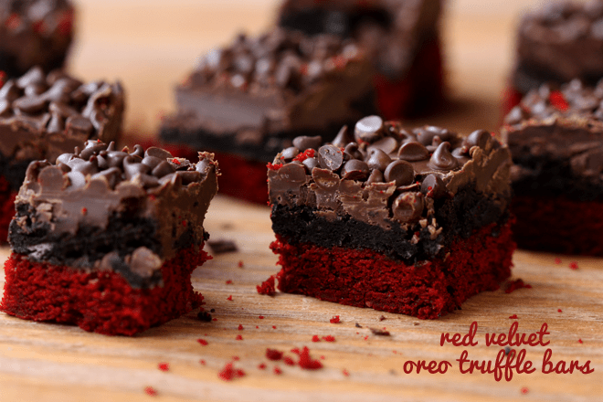 The 14 Best Red Velvet Valentine's Day Dessert Recipes Ever! truffle
